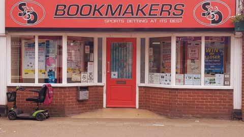 S & D Bookmakers Holbeach branch