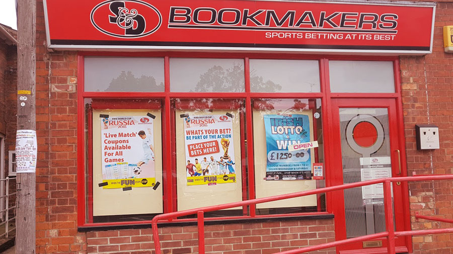 S & D Bookmakers Kirton branch